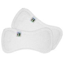 Mejor Inferior Stay Dry Micro-insertos Doblador Medio 2 Cont
