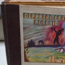 Libros Antiguos (informes Del Departamento Agrario 43-45)