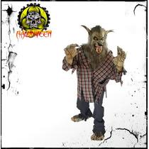 Disfraz Para Halloween De Hombre Lobo