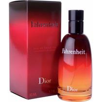 Fahrenheit Eau De Toilette 100ml De Christian Dior