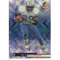 1999 Ud Hologrfx Barry Sanders Rb Lions