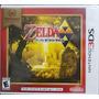 Zelda A Link Between Worlds (nintendo Select)