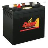 Bateria Ciclo Profundo Crown 6v 220ah Cr220