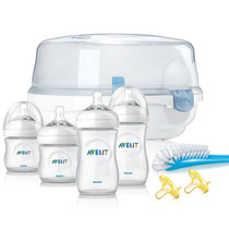 Set De Regalo Philips Avent Bpa Free Natural Essentials Bebe