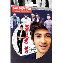 Una Etiqueta Direction - Zayn Vinilo 10x15cm Pop Oficial