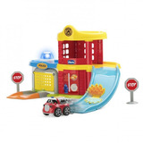 Chicco Juguete Playcity Rescue Department