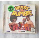 Ready  Rumble 2  Sega Dreamcast