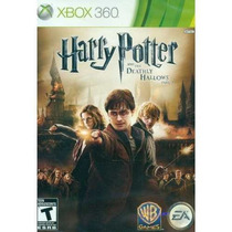 Harry Potter Deathly Hallows Part 2 Xbox Usado Blakhelmet Sp