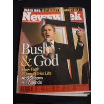 Newsweek - Bush & God, March 10, 2003