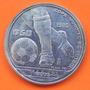 Medalla Mexico Copa Mundial Fut Bol 50 Pesos Plata 1985