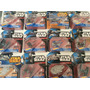 Lote De 12 Hot Wheels Star Wars Starships