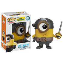 Eye Matie Pop Funko La Pelicula Minions 2015 Pop Movies