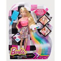 Muñeca Barbie Cabello Arcoiris / De Colores Blakhelmet Sp