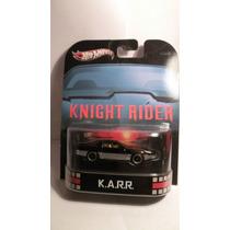 Knight Rider, K.a.r.r. ,karr Retro Real Rider, 2012 Nueva