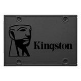Disco Sólido Interno Kingston A400 Sa400s37/480g 480gb