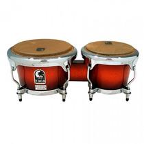 Latin Percussion 4600fab Bongo Custom Deluxe Fibra De Vidrio
