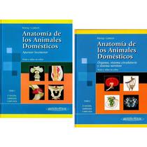 Anatomía De Los Animales Domésticos Tomo 1 Y Tomo 2 Liebich