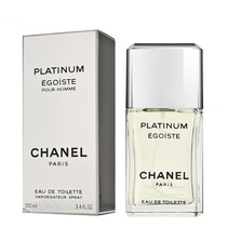 Platinum Egoiste Chanel Caballero 100 Ml Nuevo Con Garantía