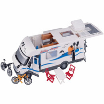 Camper Camioneta Vehiculo 1/18 Ideal Para Gi Joe Esc. 3.75