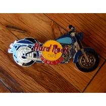 Hard Rock Cafe Pin Motocicleta Cancun