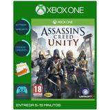 Assassin's Creed Unity Xbox One Codigo Entrega Inmediata