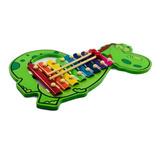 Xilofono Infantil 8 Notas Dino Calidad Regalo Juego