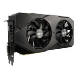 Tarjeta Gráfica Nvidia Asus Dual Geforce Rtx 20 Series Rtx 2060 Dual-rtx2060-o6g-evo Oc Edition 6gb