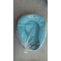 Cómodo Para Enfermos Adultos De Plástico Azul + Escupiera