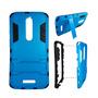 Motorola Hybrid Armor Case Moto X Force Azul