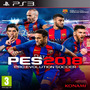 Pro Evolution Soccer 2018 Ps3 Digital España Pes 2018