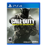 Call Of Duty Infinite Warfare Ps4 Nuevo
