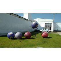 Globo Terraqueo Inflable,varios Diseños De Planetas