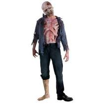 Disfraz De Zombie De Walking Dead Para Niños Y Adolescentes