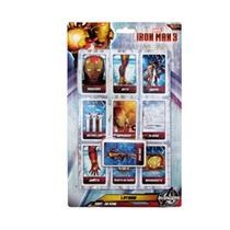 Juego De Mesa Loteria Hombre De Acero Iron Man Original