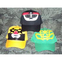 Gorras De Mascara De Luchador Octagon Super Muñeco Fishman