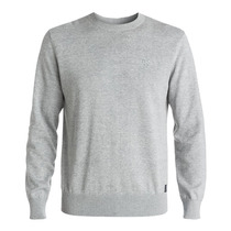 Sueter Tejido Liso Gris Sabotage M Hombre Sprng Dc Shoes