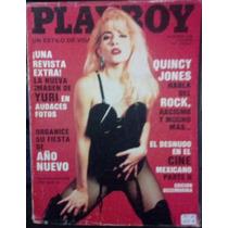 Revista Play Boy Con Yuri, Fotos 100% Desnuda, En Español