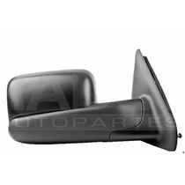 Espejo Dodge Ram 4000 2002 - 2005 Manual Negro Der Rdc