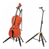 Soporte Chelo Cello Hercules Ds580b Violonchelo Atril )
