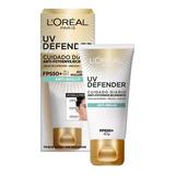 Crema Facial Protectora Fps50+toque Seco