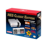 Mini Nes Classic Edition Nintendo Nuevo Original