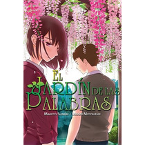 El Jardín De Las Palabras Manga Milky Way Ediciones