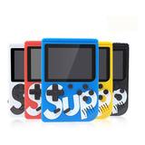 Consola De 400 Videojuegos Sup Portátil Y Pequeña Con Cable