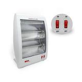 Calefactor Calentador Eléctrico Cuarzo 2 Temperaturas Disa