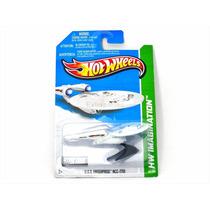 Hotwheels Uss Enterprise Ncc-1701 Star Trek Viaje Estrellas
