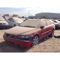 Volvo S60 T5 Partes, Refacciones, Piezas, Desarme, Yonque