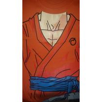Playera Torso Goku