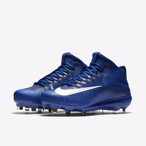 96a2e076a Spikes Nike Force Zoom Trout 3 Beisbol 6.5 Mx Azul Rey  1500 czTA6 ...