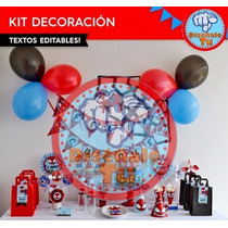 Kit Imprimible Empresarial Triple Diamante
