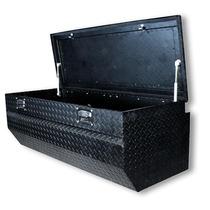 Caja De Herramientas 52 Tipo Baul Para Toyota Color Negro